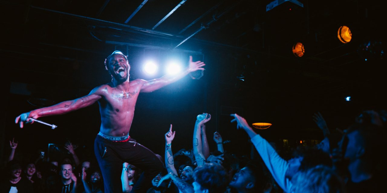 JPEGMAFIA's 'EP2!' Synthesizes, Simplifies
