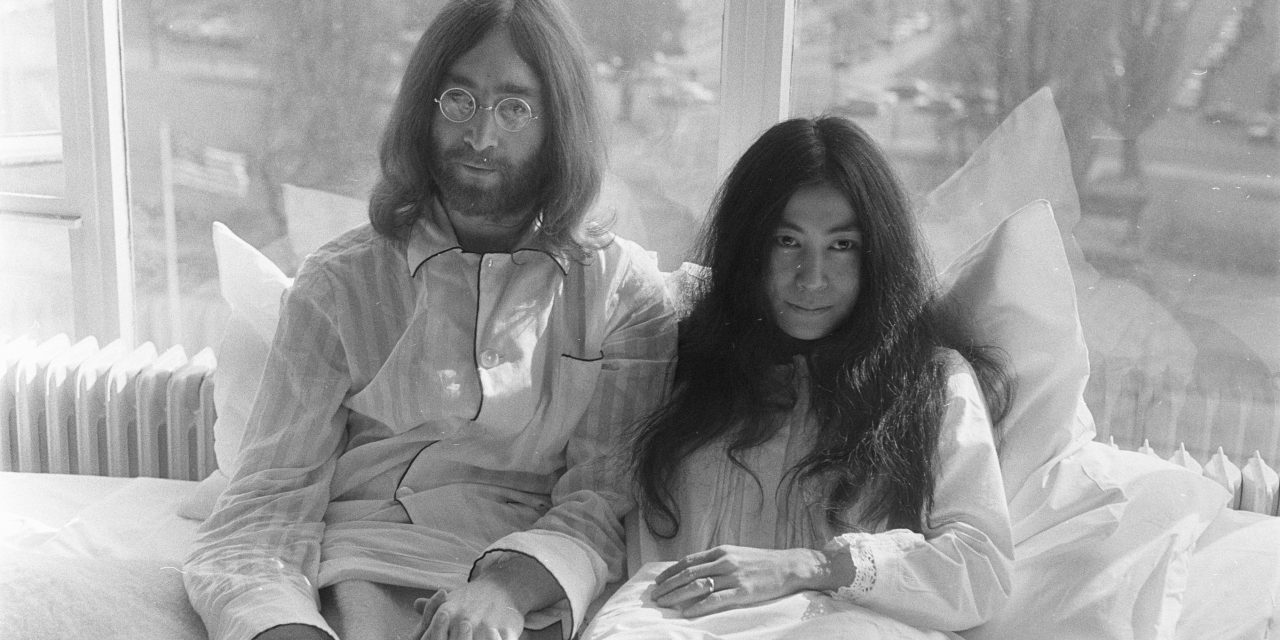 What We Can Learn From Yoko Ono This Valentine's Day