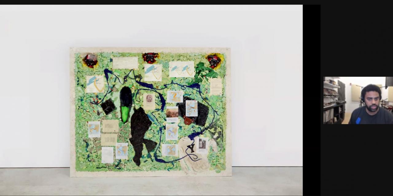 Representing Blackness: Kevin Beasley and Contemporary Art