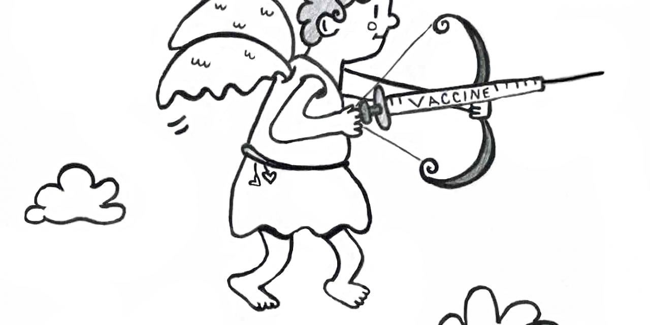 Cartoon: Cupid's Arrow