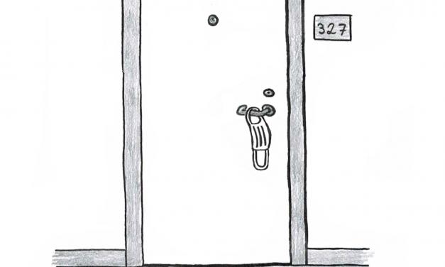 Cartoon: Do Not Disturb