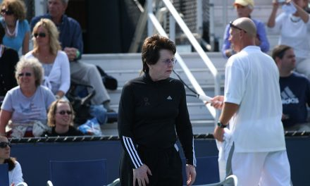Billie Jean King Discusses Gender Equality, Inclusion in Emory Athletics Conversation