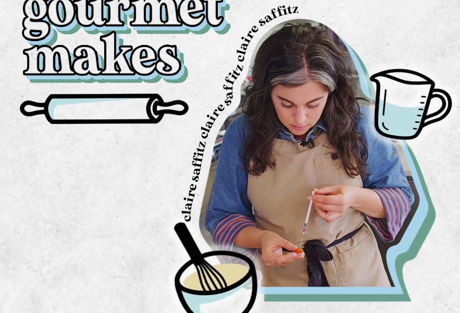 Life Lessons From a Beloved YouTuber and Pastry Chef