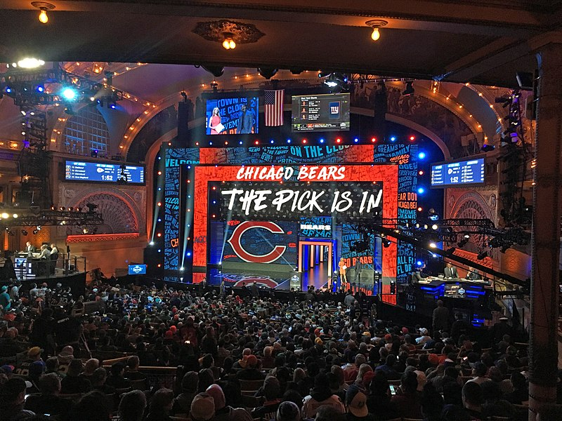 Locking in My Picks for the 2021 NFL Draft, Falcons Look Outside the QB Position