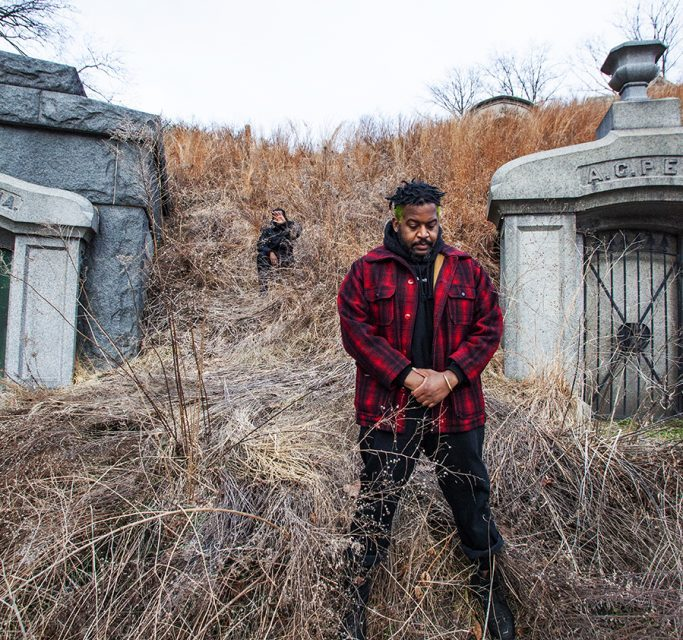 Armand Hammer and The Alchemist serve haunting hip-hop on the deathly 'Haram'