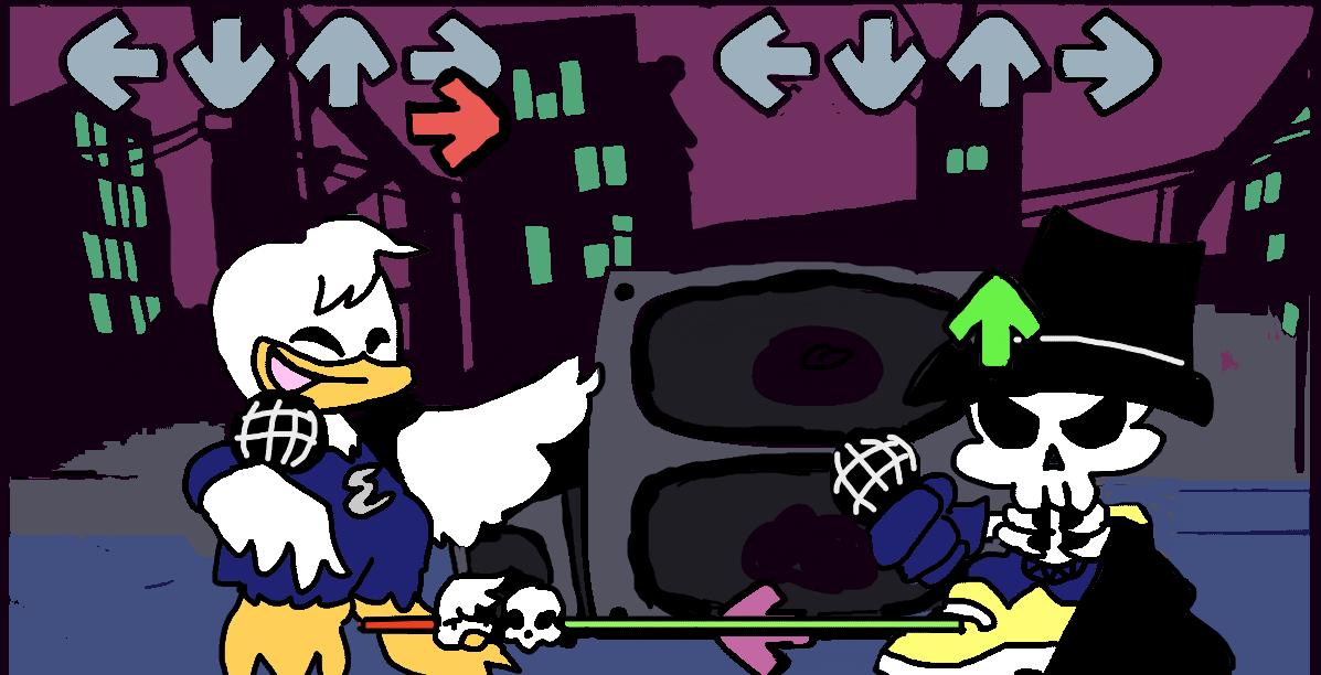 Cartoon: Dooley vs. Swoop