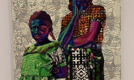Bisa Butler Weaves a Narrative: Textiles as Portraiture