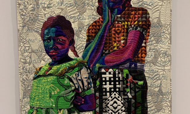 Bisa Butler Weaves a Narrative: Textiles as Portraiture