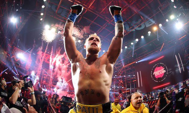 Triller Fight Club: Jake Paul TKO's Pro Fighter in Atlanta