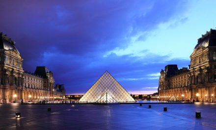 The Louvre Online: Museums' Virtual Presence Raises Appeal and Access