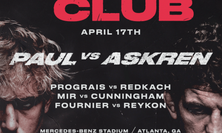 Live Updates: Paul-Askren Go Head-to-Head in First Ever Triller Fight Club Event