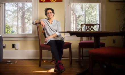 Native American scholar named second Cahoon Family Professor, part of ongoing diversification efforts