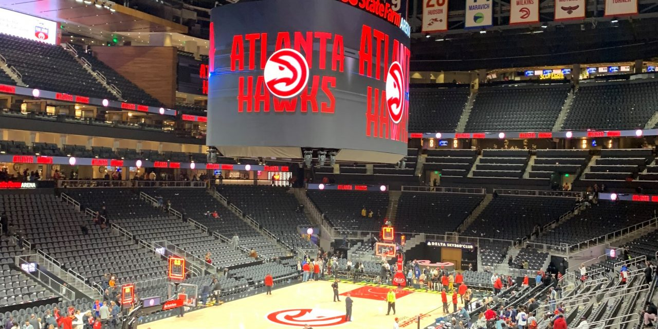 An homage to Lou Williams; Hawks steal Game 4 after Antetokounmpo goes down