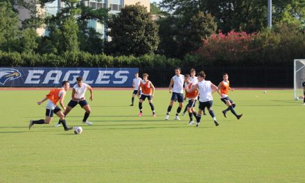 Back on the pitch: Emory soccer prepares for first home game in over a year