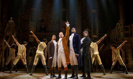 Atlanta has its eyes on you: 'Hamilton' returns to the Fox Theatre
