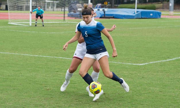 Emory Soccer finishes Labor Day weekend without a loss