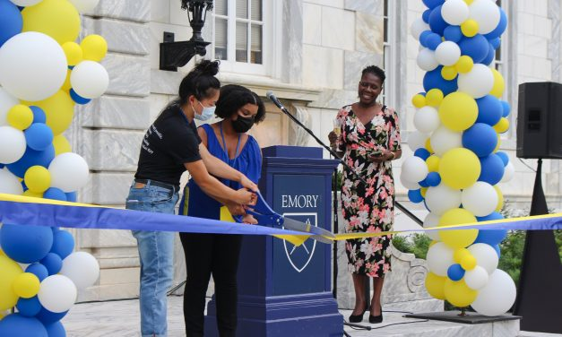Emory opens first Asian affinity space
