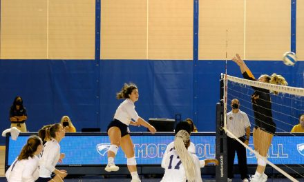 Volleyball serves up a Classic