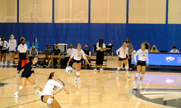 SoCal trip opens volleyball's road competition