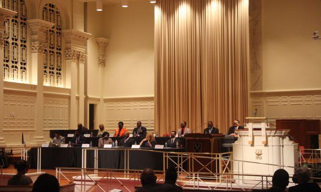 Atlanta mayoral candidates address housing, policing issues at Emory forum