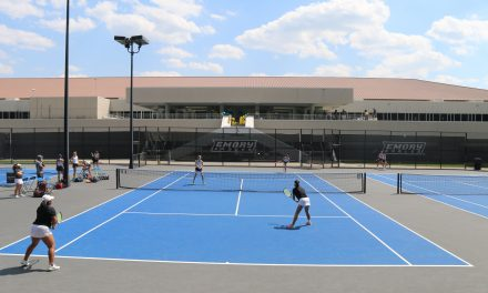 Emory first year tennis player wins ITA Cup