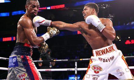 Stevenson defeats Herring in Top Rank's Atlanta boxing event