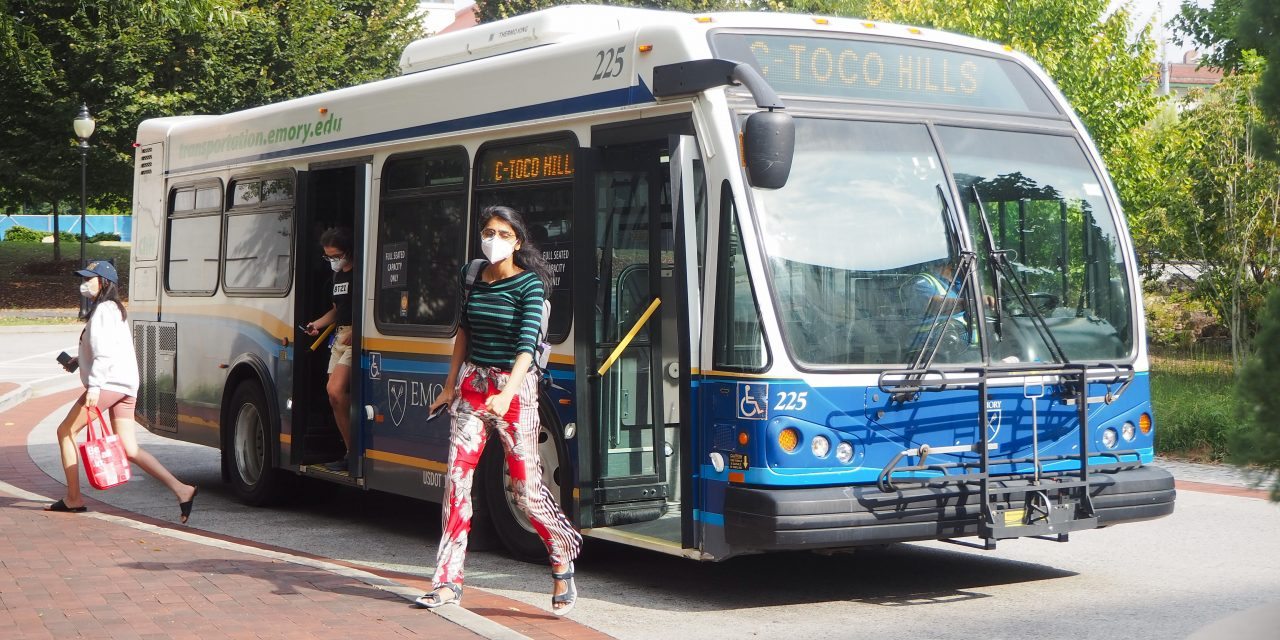 Students express frustrations with shuttle system
