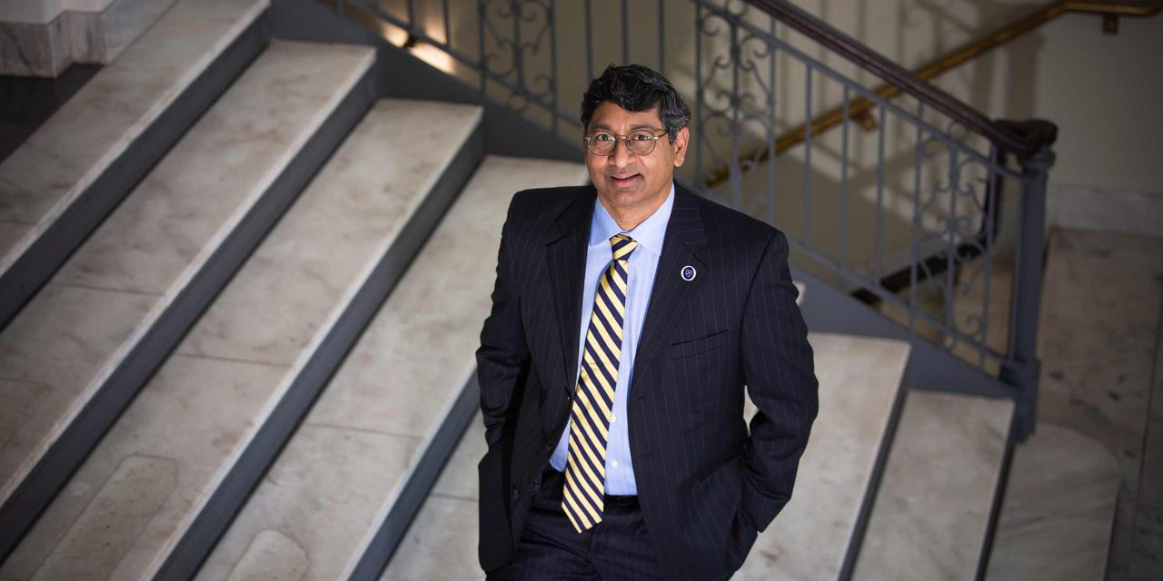 New provost says he will prioritize diversity, 'student flourishing'