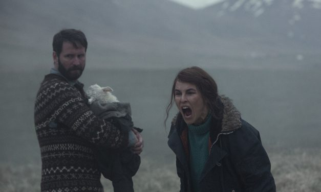 Valdimar Jóhannsson displays immense courage with his theatrical debut 'Lamb'